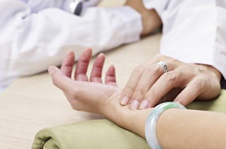 Holistic Health Assessment Chinese Medicine Reservoir